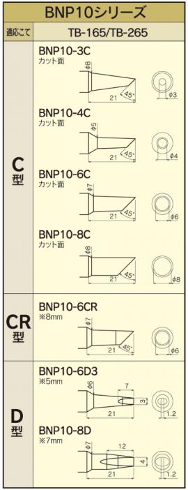 BNP10シリーズ_2