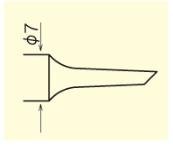 型番の見方BN7-ES